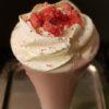 lavkarbo jordbærmilkshake!
