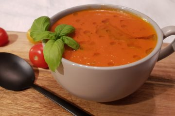 Spicy Tomatsuppe!